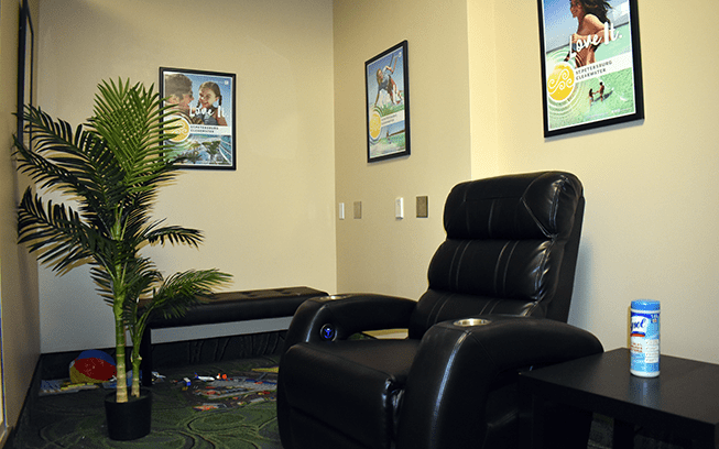 Photo of St Pete Clearwater international airport lactation room