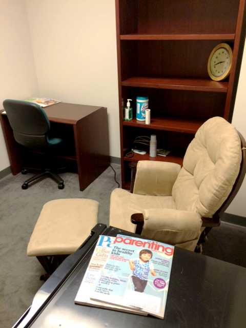unc school of social work greensboro nc breastfeeding nursing mothers lactation room