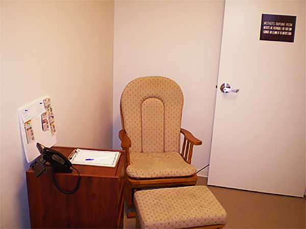 usda south building washington dc breastfeeding nursing mothers lactation room pic1