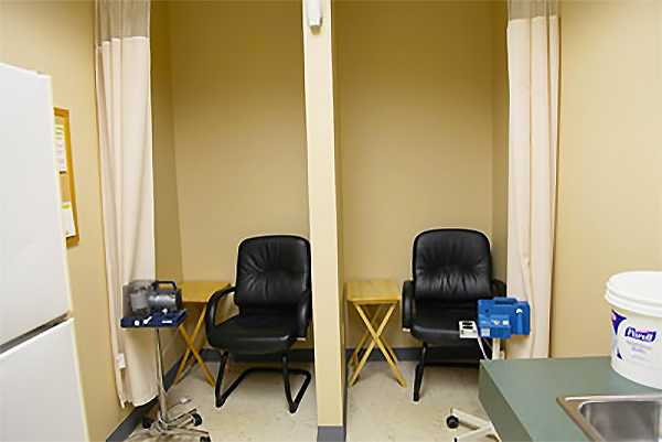 usda fsa charles f prevedel federal building breastfeeding nursing mothers lactation room pic1