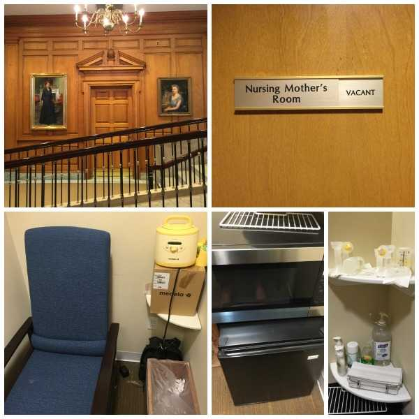 white house lactation room washington dc nursing mothers room