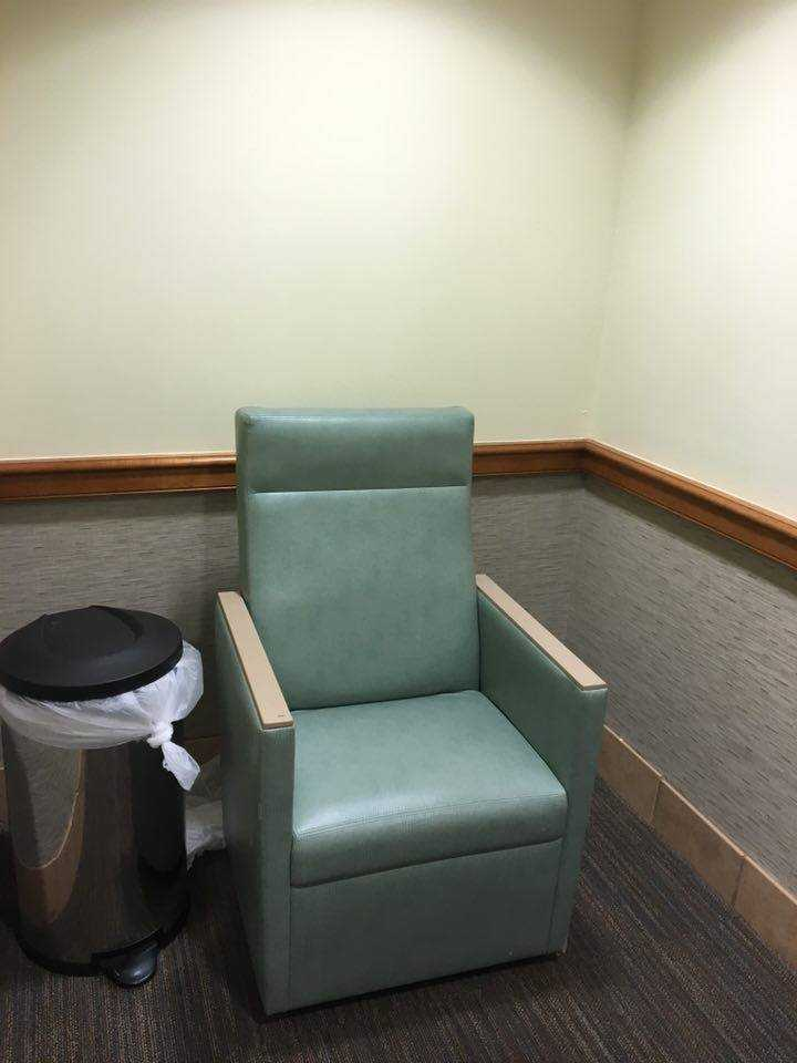 sooner mall nursing room2