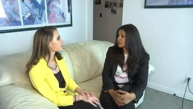 NY1 TV Interview Priya Nembhard About MomsPumpHere App 2.0