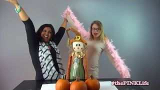 #ThePinkLife Ep1 - Halloween, Breastfeeding, Lactation Cookies